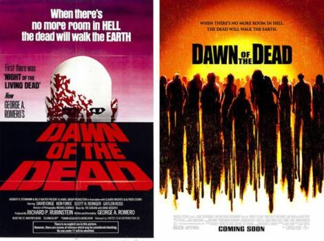 dawn of the dead OMR